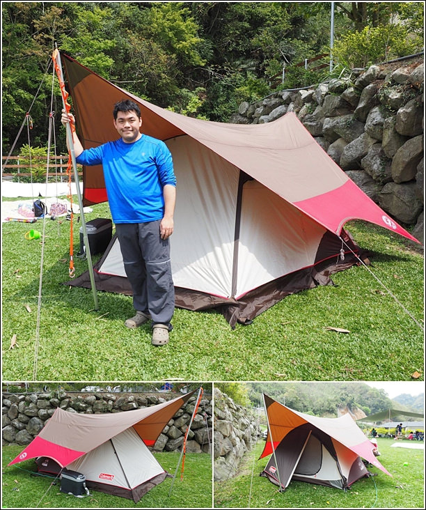 edwards new tent